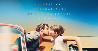 Cartaz do Festival de Cannes 2018